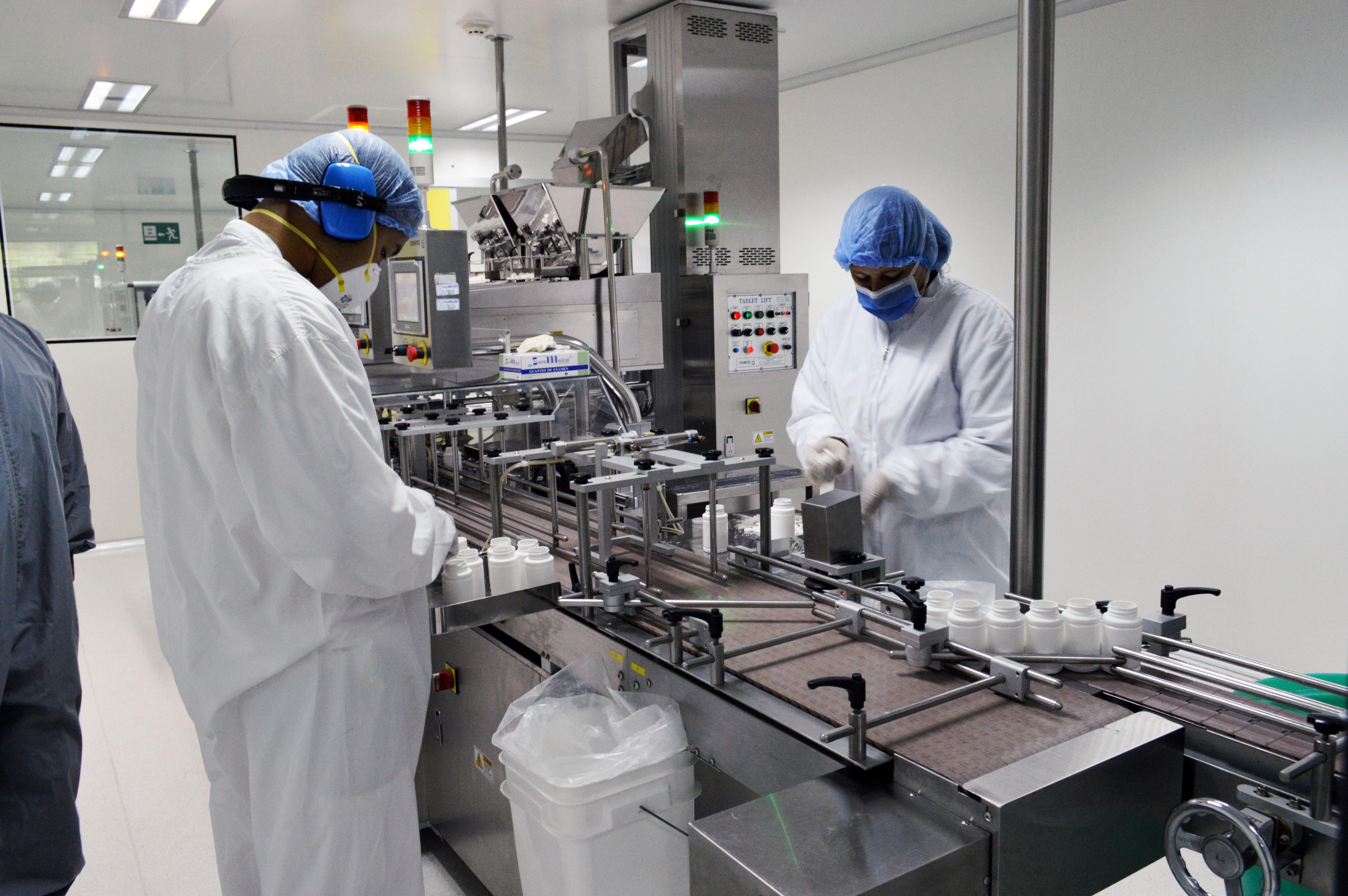 Planta Maracay Laboratorios Farma