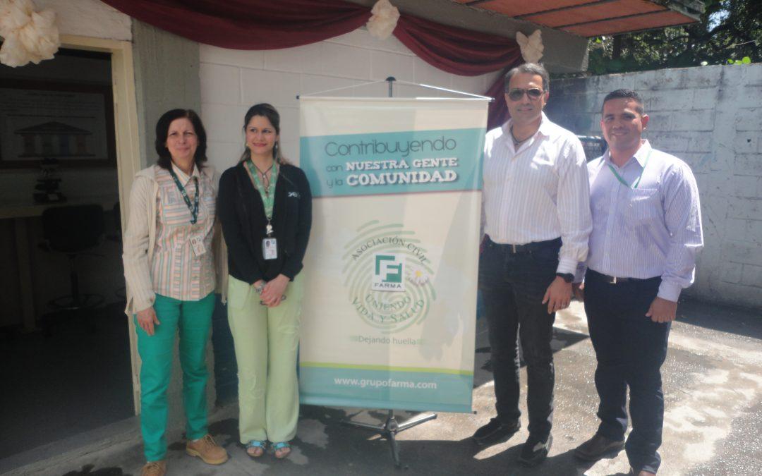 Contribuimos con la formación y el desarrollo de estudiantes en Maracay