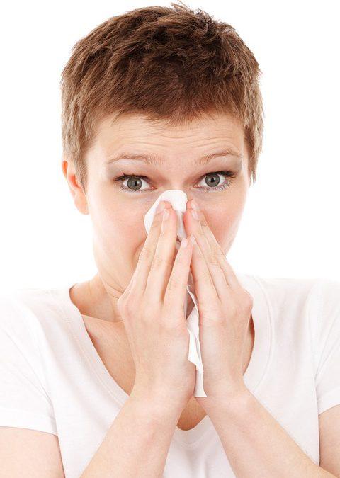 ¿Cuáles son los síntomas de la rinitis alérgica?