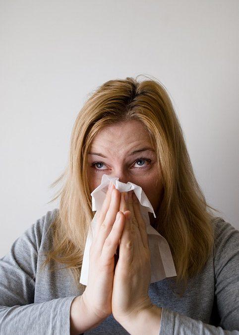 ¡Me siento mal! ¿Resfriado común o gripe / influenza?