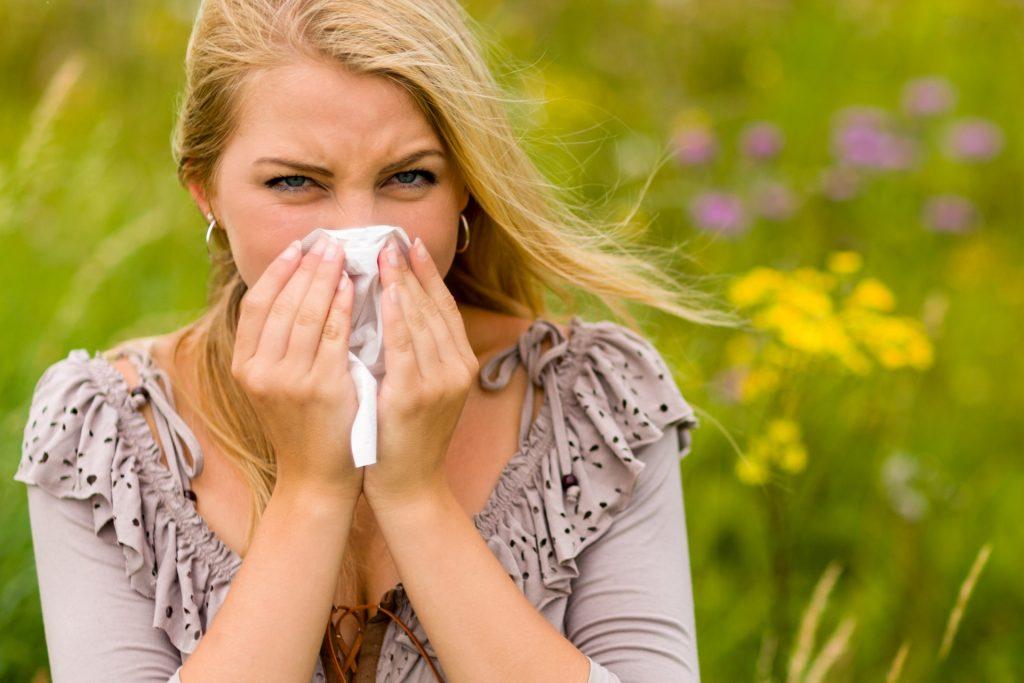 Resfriado común y rinitis alérgica