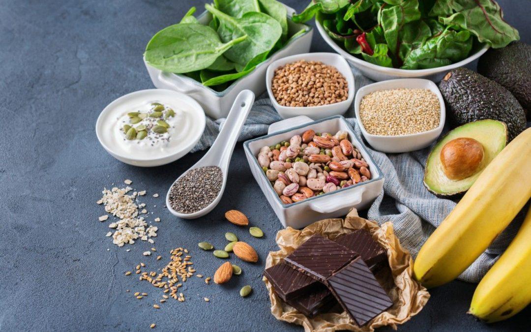 Por qué necesitas magnesio y qué alimentos lo proporcionan