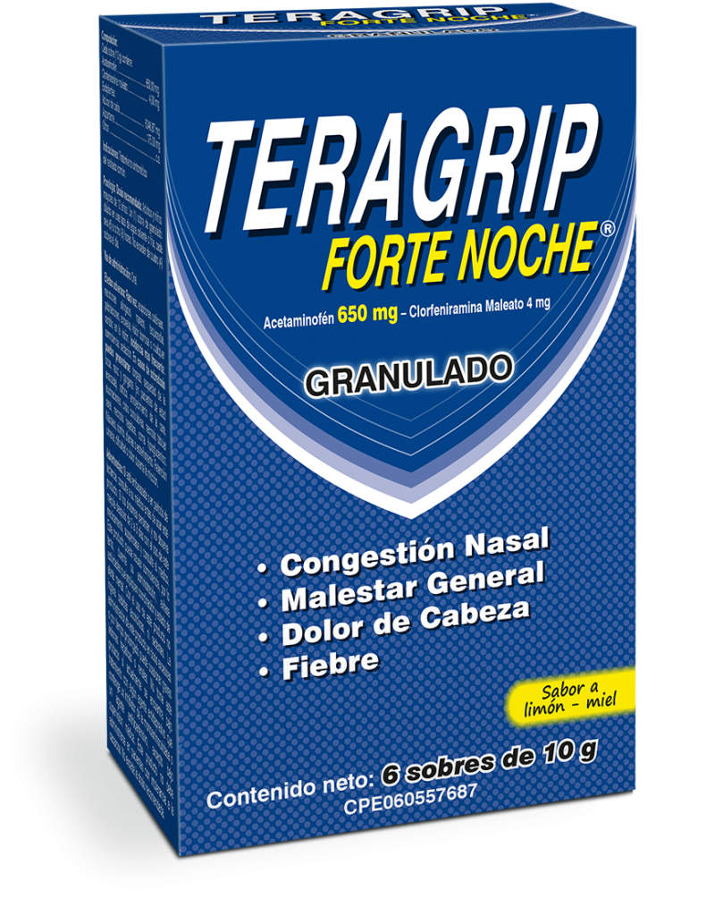 Teragrip® Forte Noche